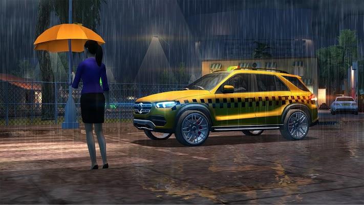 Taxi Sim Apk