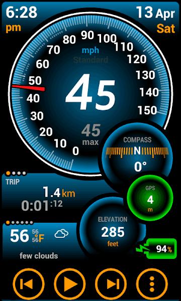 Ulysse Speedometer Pro Apk