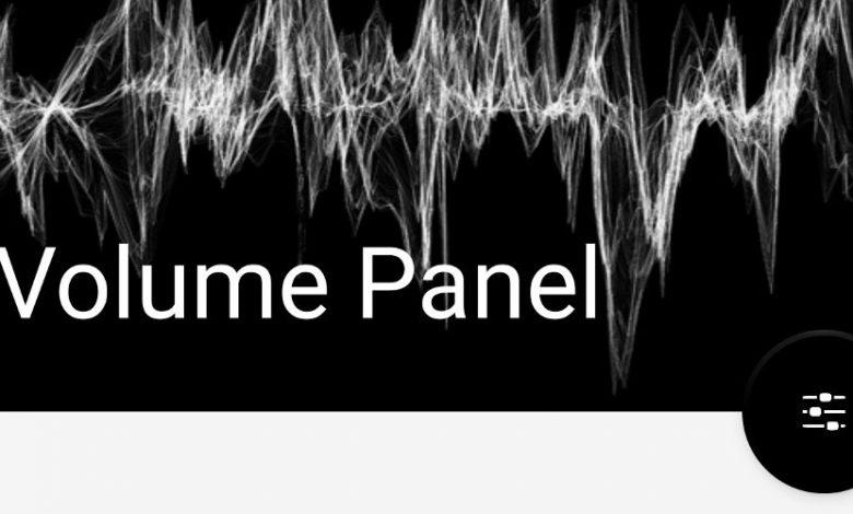 Volume Control Panel Pro