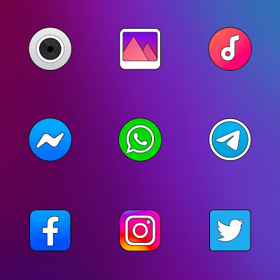 COLOR OS ICON PACK Apk