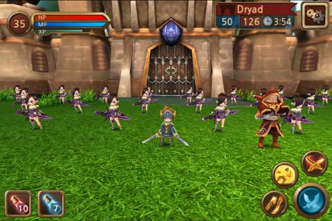 Castle Master 3D Apk