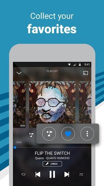Deezer Premium Music Player Apk