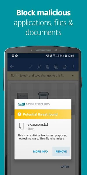 ESET Mobile Security & Antivirus PREMIUM Apk