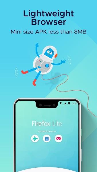 Firefox Lite Apk