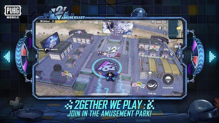 PUBG Mobile 2nd Anniversary Apk