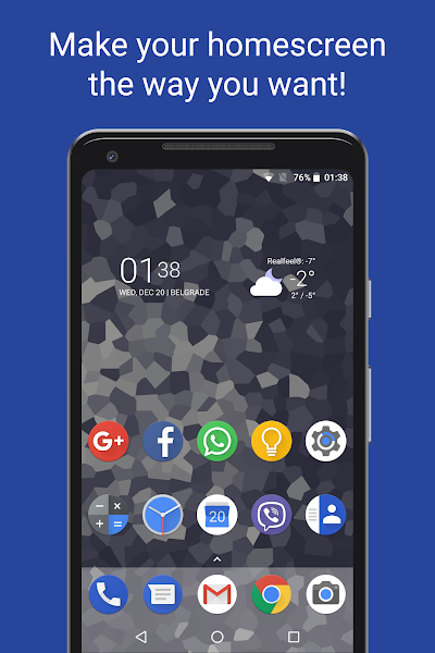 Pireo Pixel Pie Icon Pack Apk