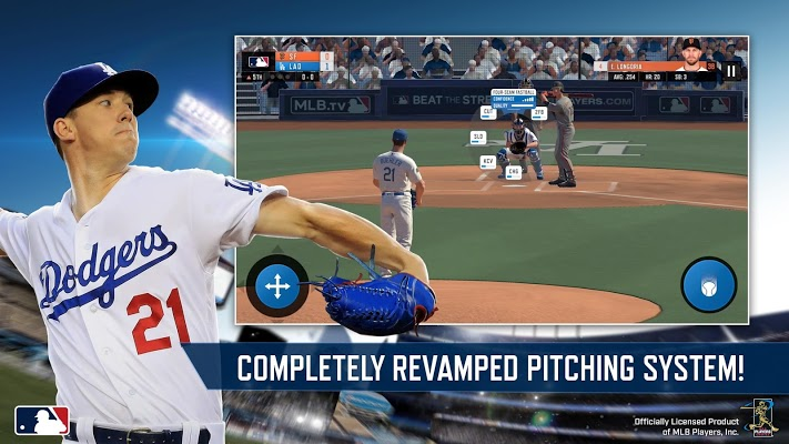 R.B.I. Baseball Apk