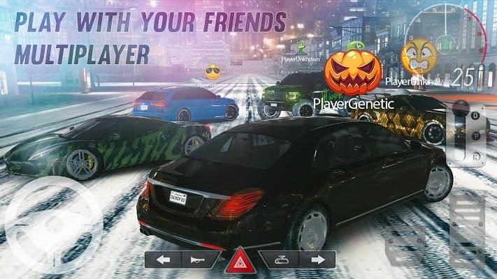 Real Car Parking Apk