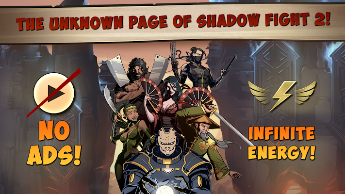 Shadow Fight 2 Special Edition Apk