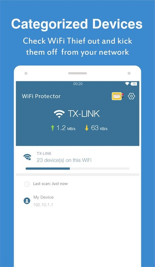 Wifi Protector Apk