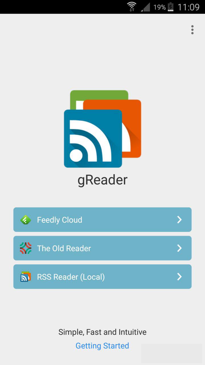gReader Pro Apk