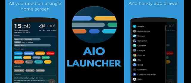 AIO Launcher Premium