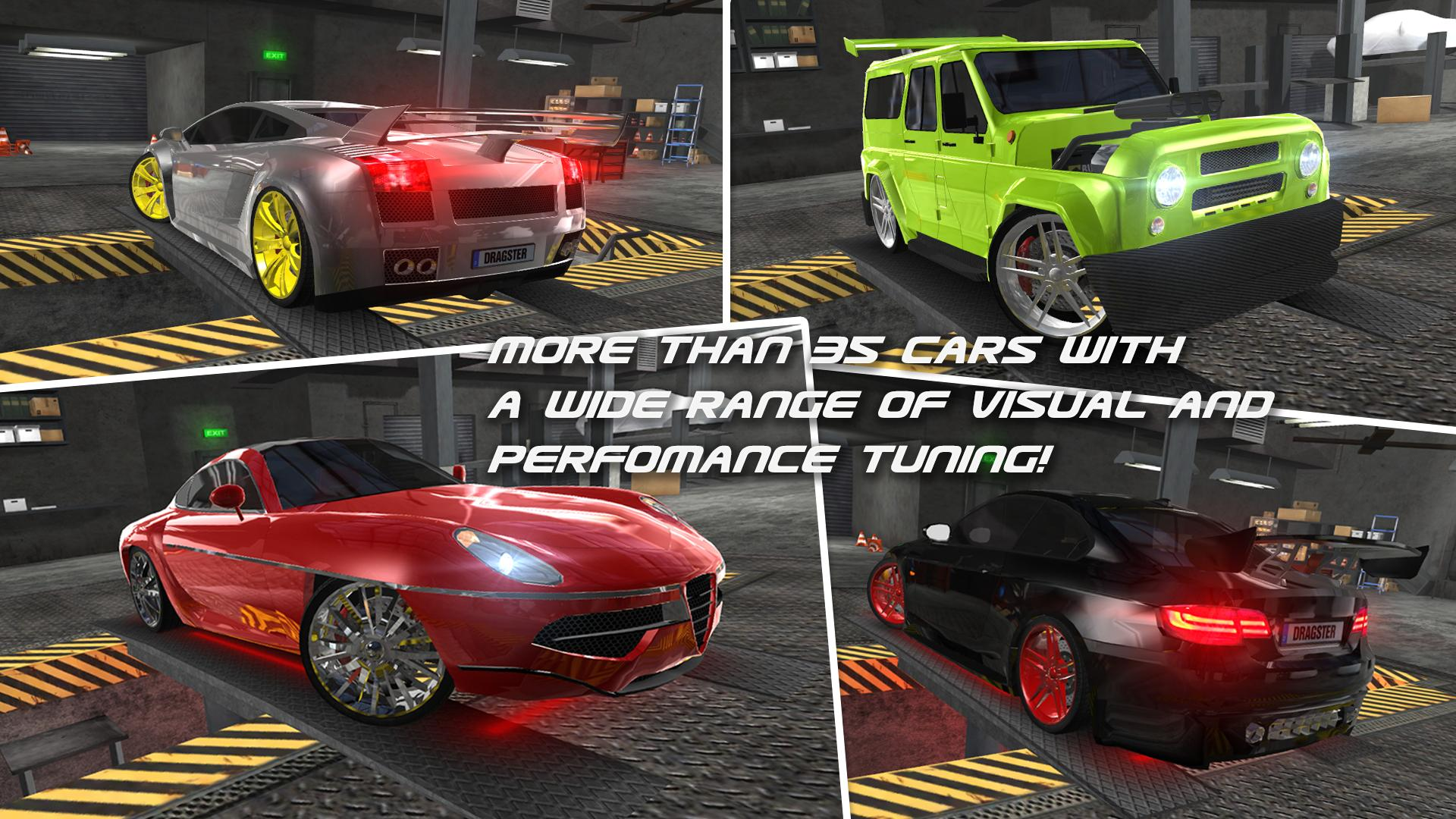 Drag Racing 3D Apk