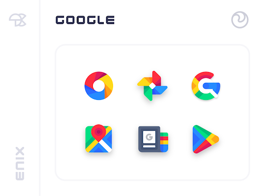 ENIX Icon Pack Apk