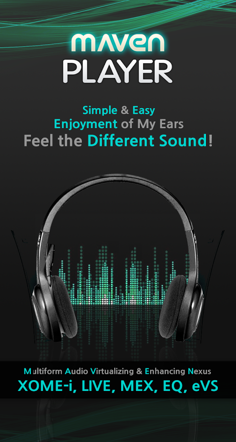 MAVEN Music Player Pro Apk