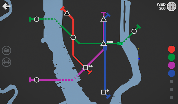 Mini Metro Apk
