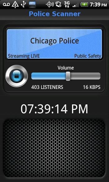 Police Scanner Apk