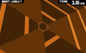 Super Hexagon Apk