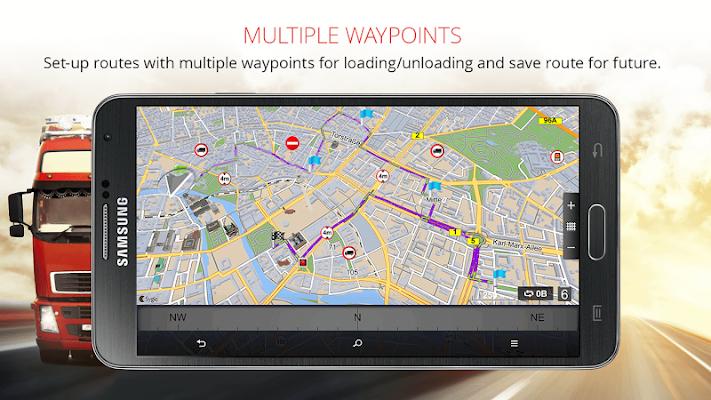 Sygic Professional Navigation Apk