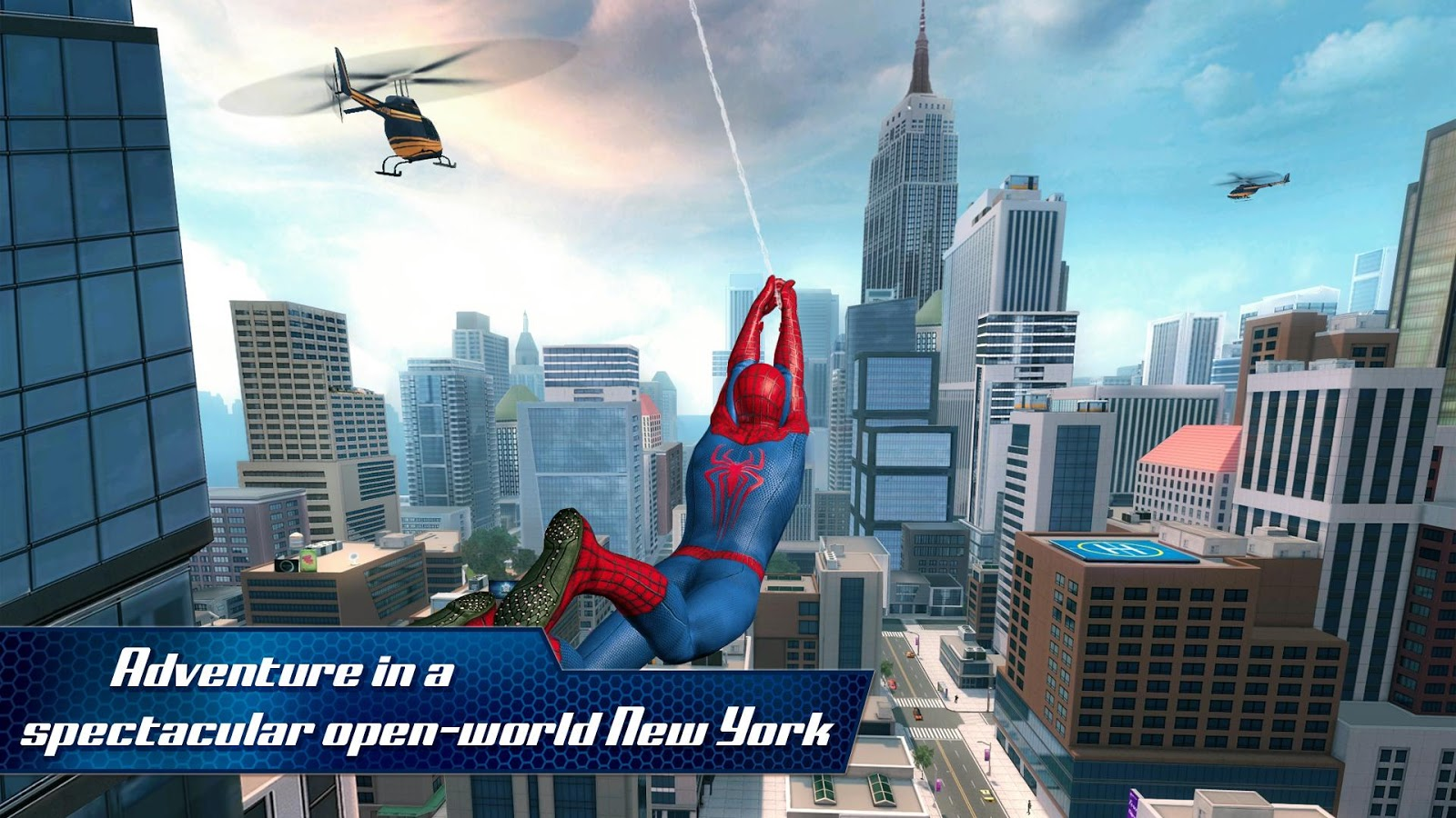 The Amazing Spider Man Apk