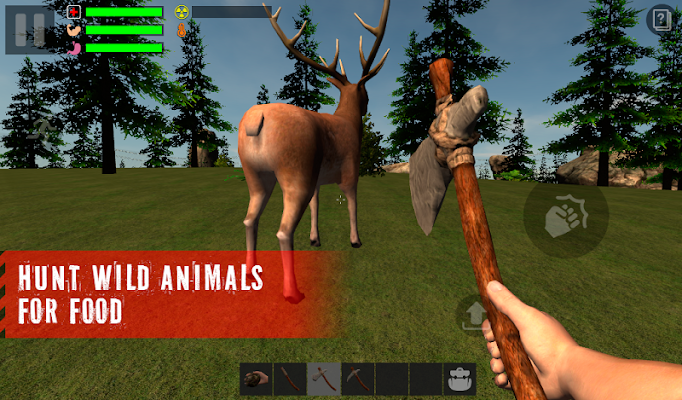 The Survivor Rusty Forest Apk