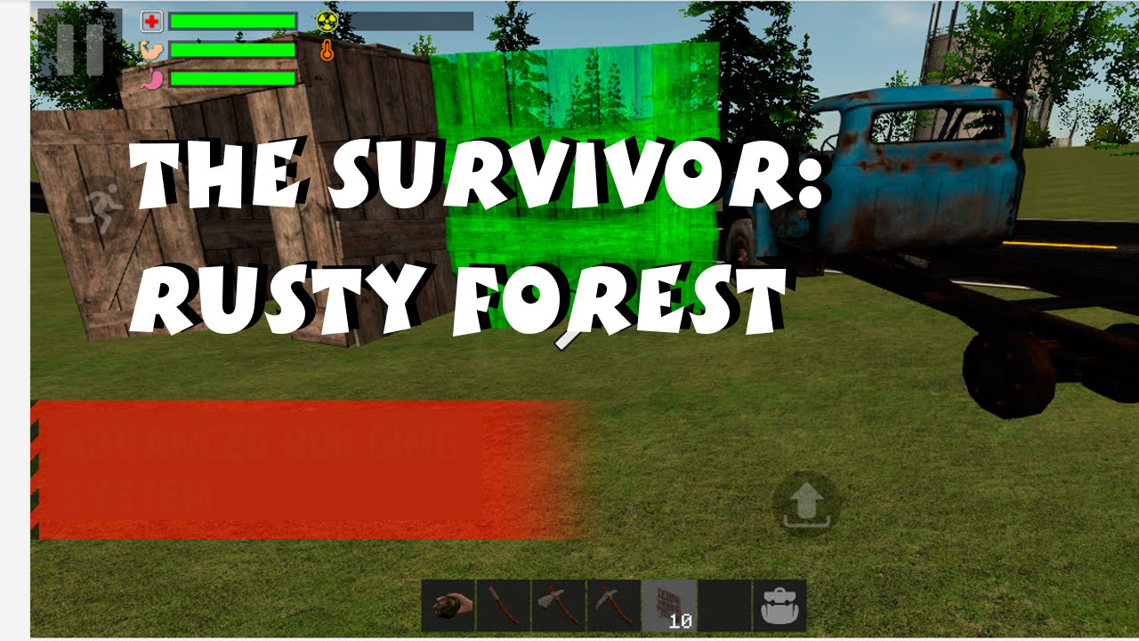 The Survivor Rusty Forest