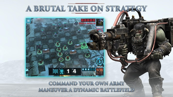 Warhammer 40,000 Regicide Apk