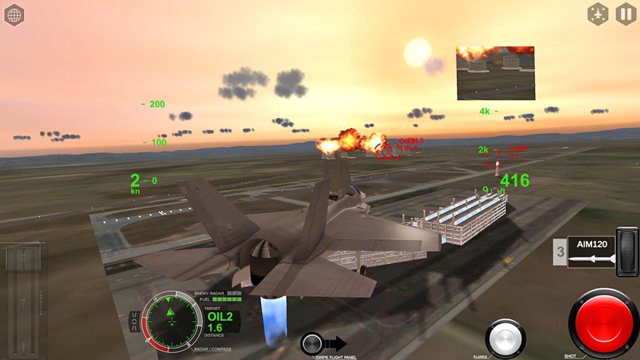 AirFighters Pro Apk