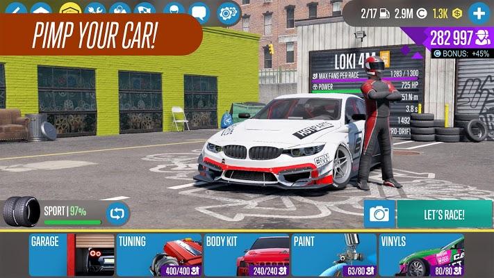 CarX Drift Racing Apk