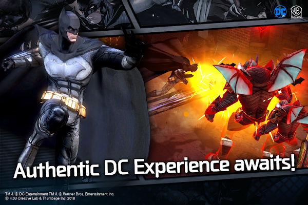 DC UNCHAINED Apk