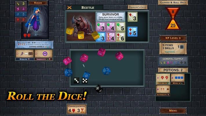 One Deck Dungeon Apk