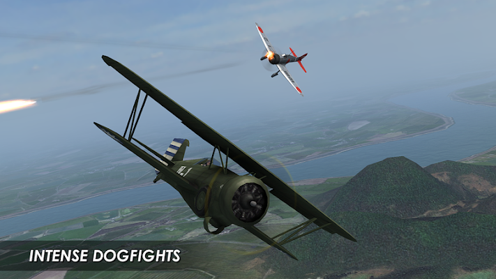 Wings of Steel Apk
