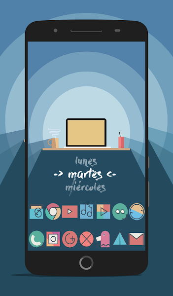 iJUK iCON PACK Apk
