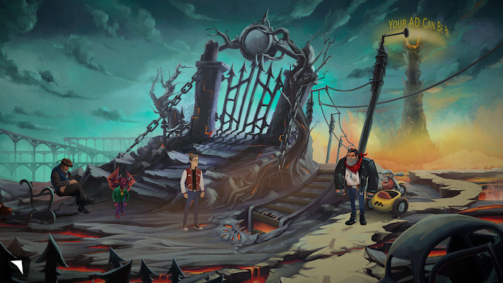 Angelo and Deemon One Hell of a Quest Apk