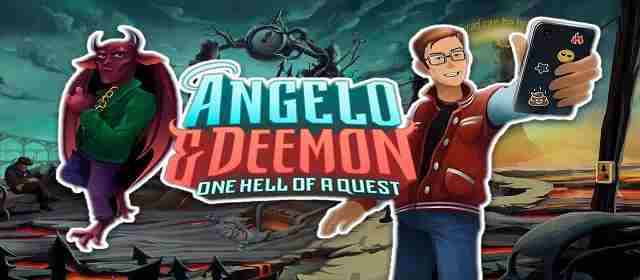 Angelo and Deemon One Hell of a Quest