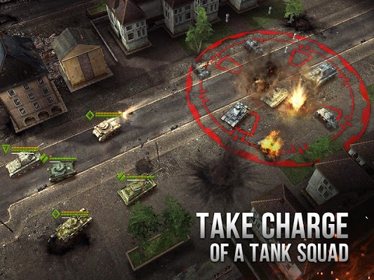 Armor Age Tank Wars Apk