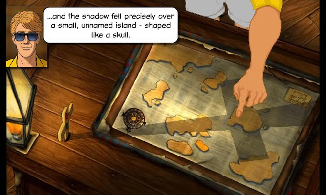 Broken Sword II Smoking Mirror Apk