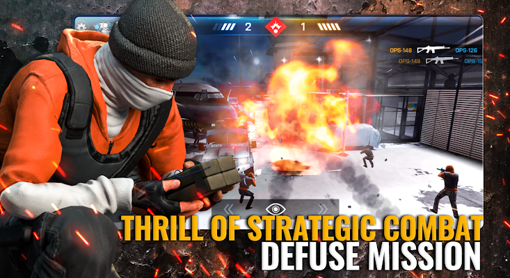 Critical Ops Reloaded Apk