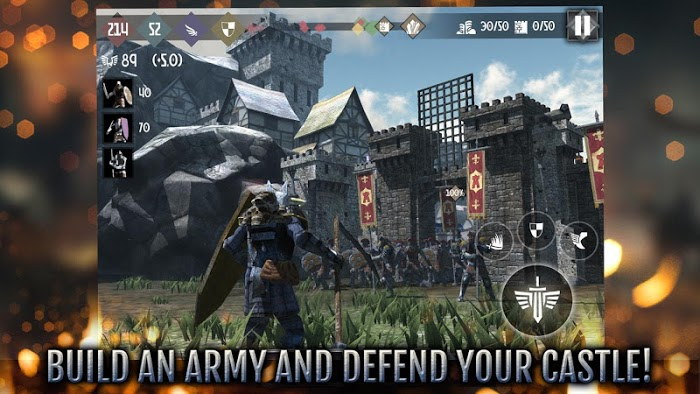 Heroes and Castles Apk