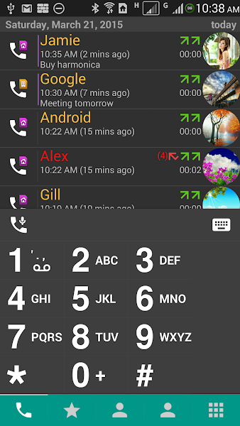 DW Contacts & Phone & Dialer Pro Apk