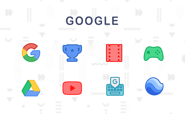 Duo Icon Pack Apk