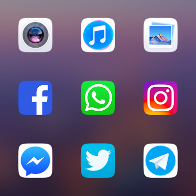 EMUI ICON PACK Apk