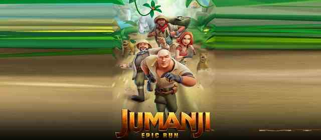 Jumanji Epic Run