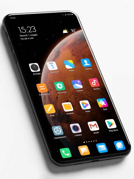 Miui 12 Icon Pack Apk
