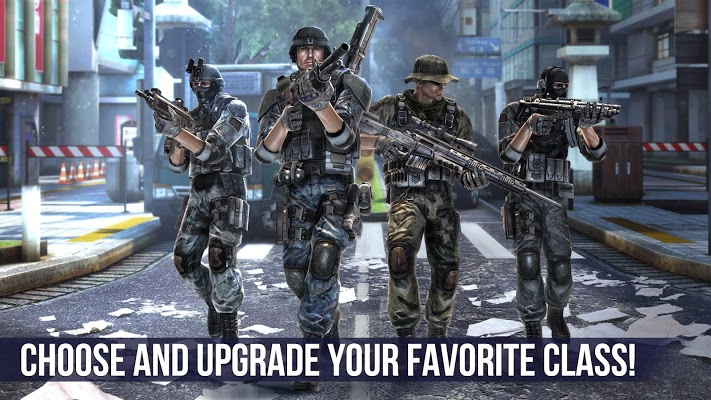 Modern Combat eSports FPS Apk