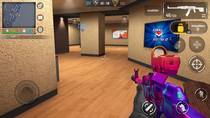 Modern Ops Online FPS Apk