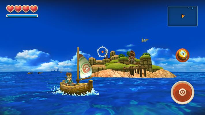 Oceanhorn Apk
