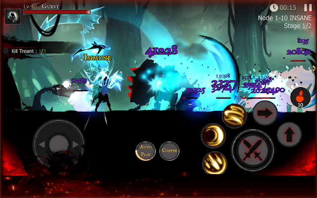 Shadow of Death Dark Knight Apk