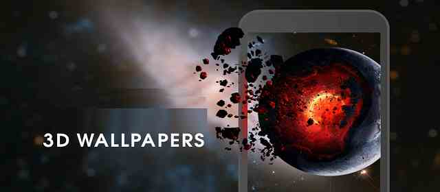 3D Wallpaper Parallax Pro 4D Backgrounds