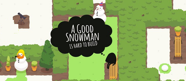 A Good Snowman